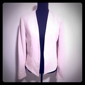 Blush Pink Blazer Jacket